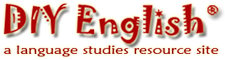 DIY English - a language studies resource site